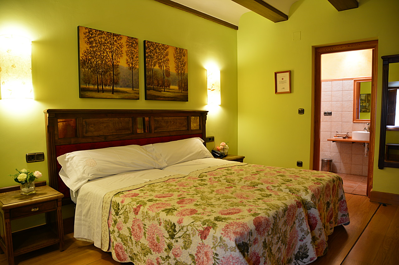 Rooms - Villa Ferrera Posada Rural